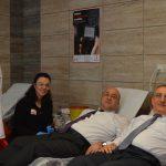 Adaletin Savunucularından Kan Bağışı