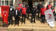 Kızılay'dan Polislere Moral