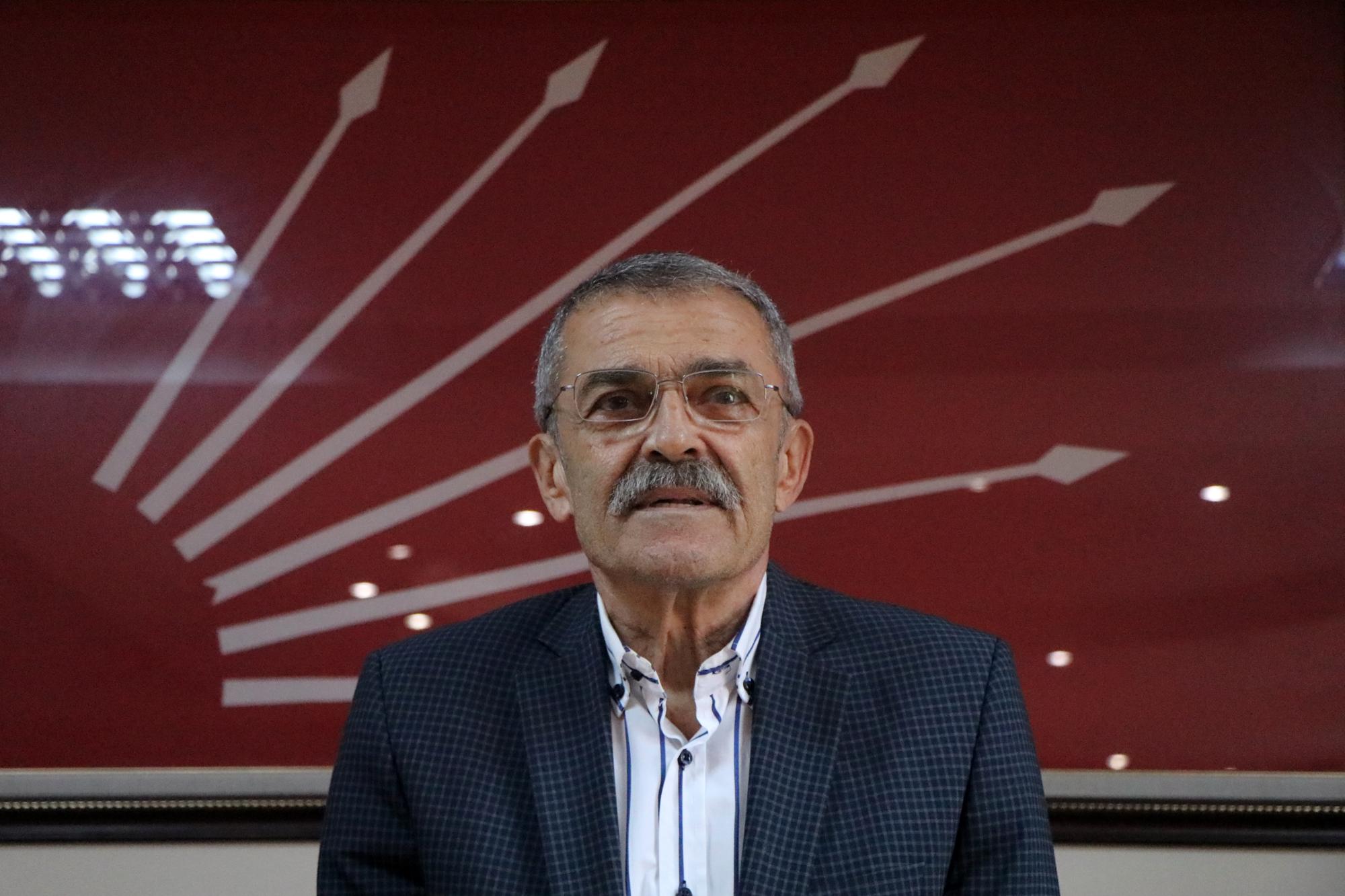 ÇELEBİ'DEN AKP İL BAŞKANI AY'A SERT YANIT