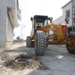 Altyapısı biten sokaklar asfaltlanıyor