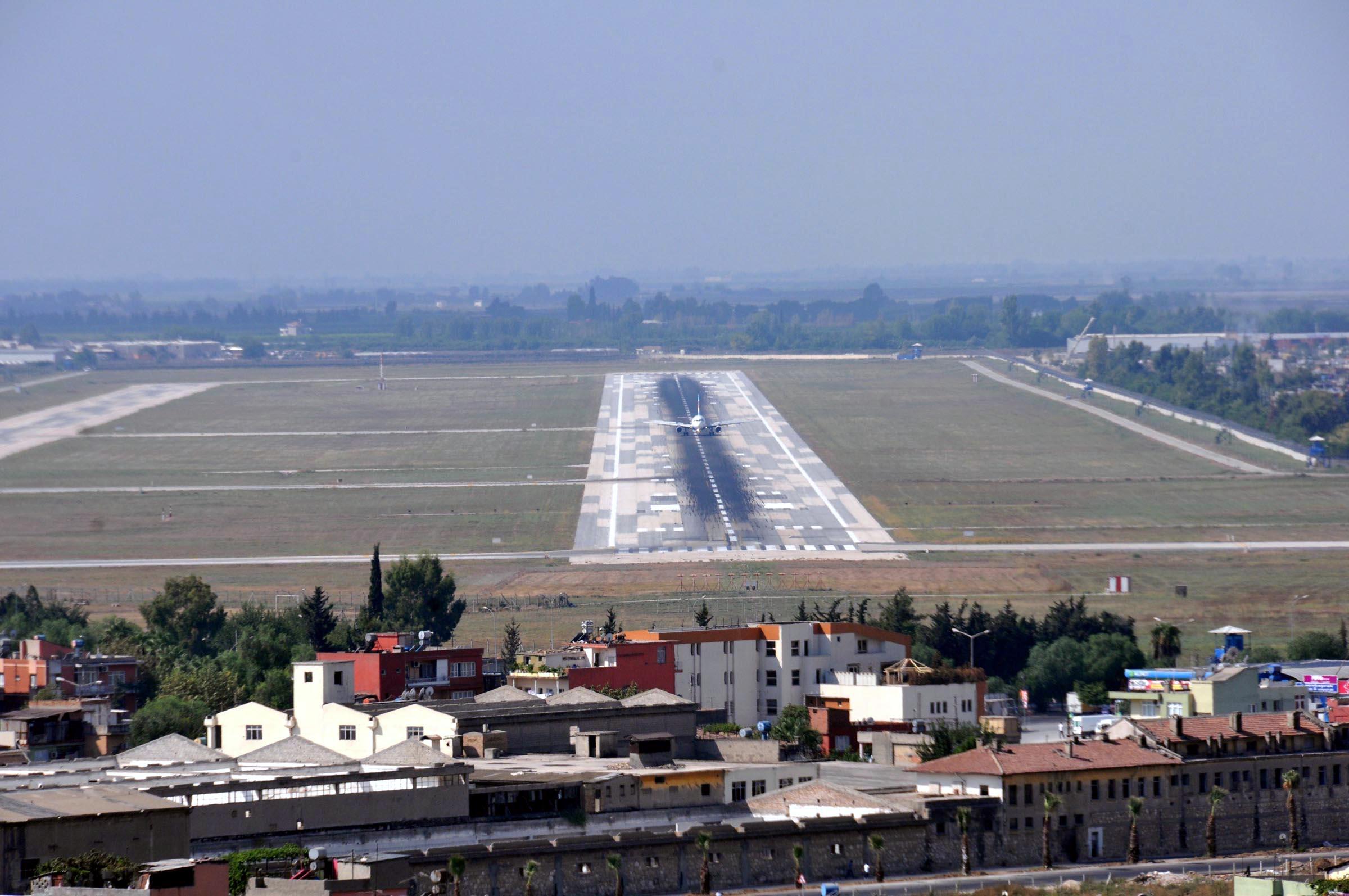 Çukurova Bölgesel Havaalanı ihalesi yine iptal edildi