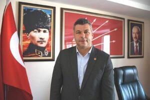 CHP Seyhan İlçe Başkanı Ahmet Dardağan 'ın bayram mesajı